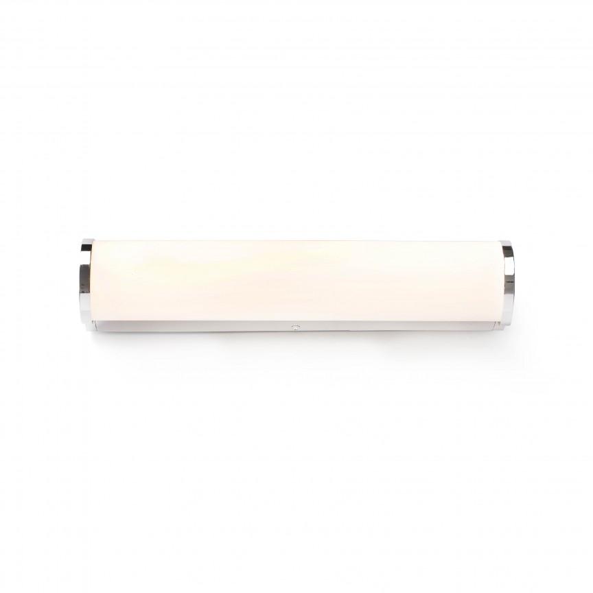 Aplica LED pentru oglinda baie moderna IP44 DANUBIO 12W , Aplice pentru baie / oglinda / tablou, LED⭐ modele moderne rezistente la apa potrivite in baie. ✅Design premium actual Top 2020! ❤️Promotii lampi❗ ➽ www.evalight.ro. Alege oferte la corpuri de iluminat interior pt perete baie si tavan (plafon) cu protectie la umiditate, ieftine sau de lux, calitate deosebita la cel mai bun pret! a