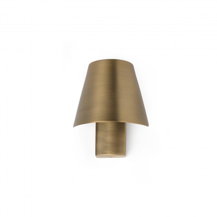 Aplica LED stil modern minimalist LE PETIT LED Bronze 62164, Aplice de perete LED, moderne⭐ modele potrivite pentru dormitor,living,baie,hol,bucatarie.✅Design premium actual Top 2020!❤️Promotii lampi❗ ➽ www.evalight.ro. Alege oferte la corpuri de iluminat cu LED pt tavan interior, (becuri cu leduri si module LED integrate cu lumina calda, naturala sau rece), ieftine si de lux, calitate deosebita la cel mai bun pret.  a