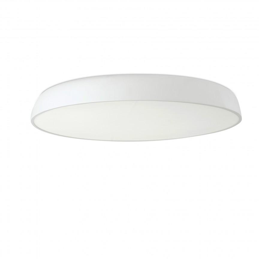 Lustra LED dimabila aplicata design XXL Ø75cm MEGA, Lustre moderne aplicate,  a