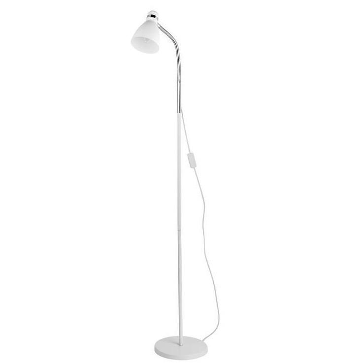 Lampadar design modern minimalist Garrie alb NVL-7605169, Promotii si Reduceri⭐ Oferte ✅Corpuri de iluminat ✅Lustre ✅Mobila ✅Decoratiuni de interior si exterior.⭕Pret redus online➜Lichidari de stoc❗ Magazin ➽ www.evalight.ro. a