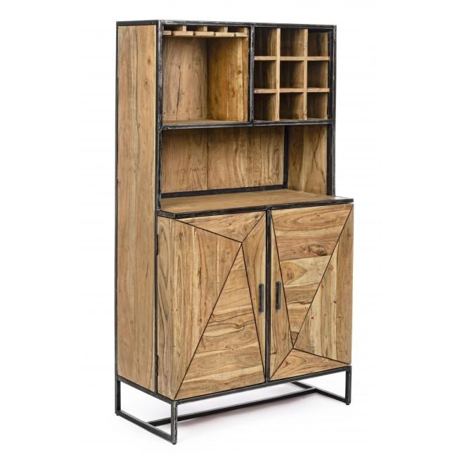 Dulap/ Bar design industrial EGON, natur 0746613 BZ, Cele mai noi produse 2020 a