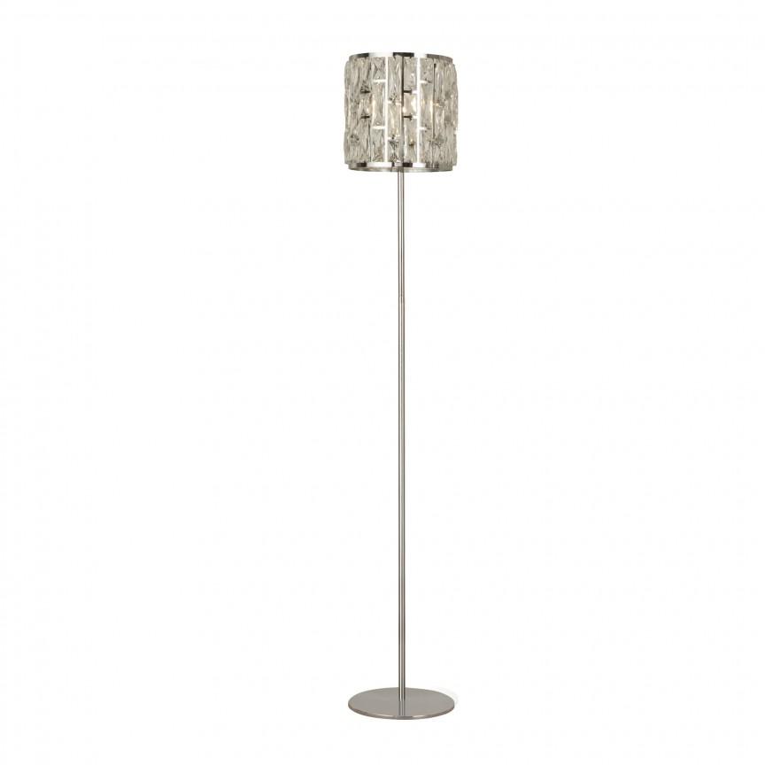 Lampadar elegant design modern Bijou 6589CC SRT, Cele mai noi produse 2020 a