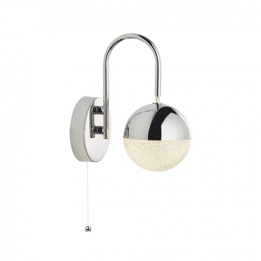 Aplica de perete LED design modern Marbles 5081CC SRT, Aplice de perete LED,  a