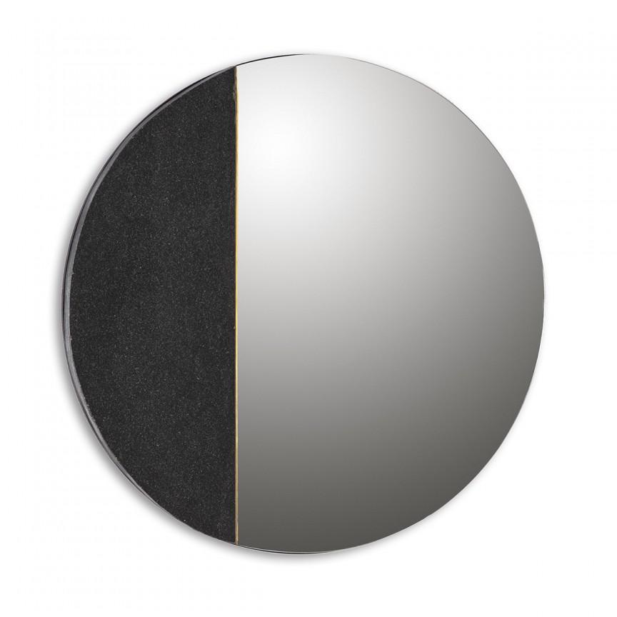 Oglinda de perete decorativa Granite Black 31569/00 TN, Oglinzi decorative , moderne✅ decoratiuni de perete cu oglinda⭐ modele mari si rotunde pentru Hol, Living, Dormitor si Baie.❤️Promotii la oglinzi cu design decorativ❗ Intra si vezi poze ✚ pret ➽ www.evalight.ro. ➽ sursa ta de inspiratie online❗ Alege oglinzi deosebite Art Deco de lux pentru decorare casa, fabricate de branduri renumite. Aici gasesti cele mai frumoase si rafinate obiecte de decor cu stil contemporan unicat, oglinzi elegante cu suport de prindere pe perete, de masa sau de podea potrivite pt dresing, cu rama din metal cu aspect antichizat sau lemn de culoare aurie, sticla argintie in diferite forme: oglinzi in forma de soare, hexagonale tip fagure hexagon, ovale, patrate mici, rectangulara sau dreptunghiulara, design original exclusivist: industrial style, retro, vintage (produse manual handmade), scandinav nordic, clasic, baroc, glamour, romantic, rustic, minimalist. Tendinte si idei actuale de designer pentru amenajari interioare premium Top 2020❗ Oferte si reduceri speciale cu vanzare rapida din stoc, oglinzi de calitate la cel mai bun pret. a