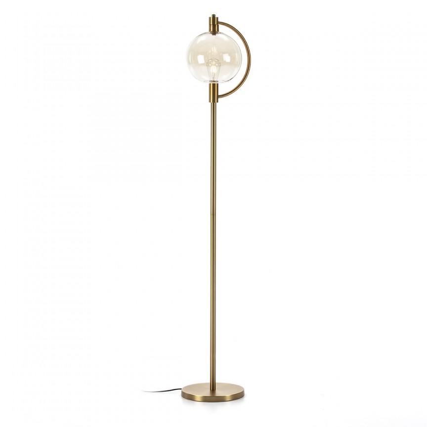 Lampadar/ Lampa de podea design modern Golden 62692/00 TN, Lampadare,  a
