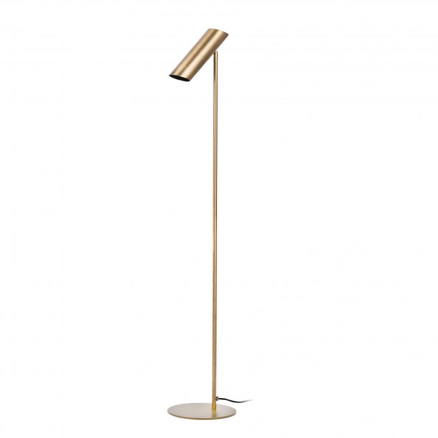 Lampadar design modern minimalist LINK III bronz, Corpuri de iluminat, lustre, aplice, veioze, lampadare, plafoniere. Mobilier si decoratiuni, oglinzi, scaune, fotolii. Oferte speciale iluminat interior si exterior. Livram in toata tara.