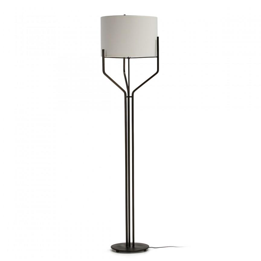 Lampadar/ Lampa de podea design minimalist Dark Brown 69553/00 TN, Lampadare,  a