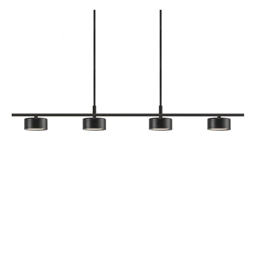 Lustra LED cu 4 surse de lumina design nordic Clyde 2010813003 NL, Candelabre, Lustre moderne,  a