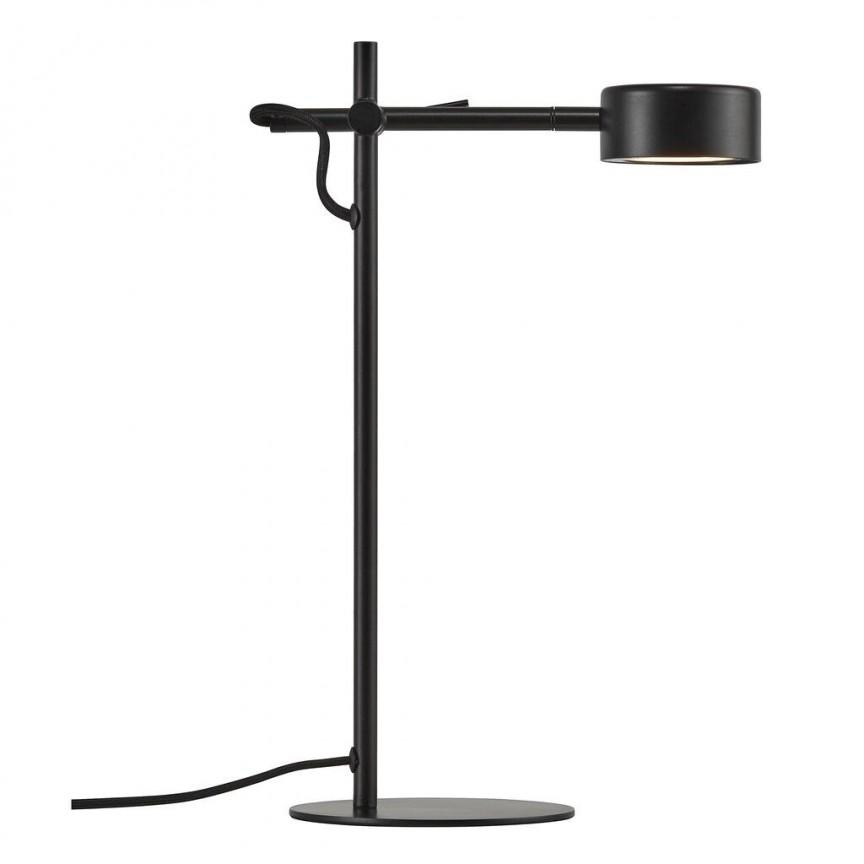 Veioza LED, Lampa de masa design nordic Clyde 2010835003 NL, Veioze, Lampi de masa,  a