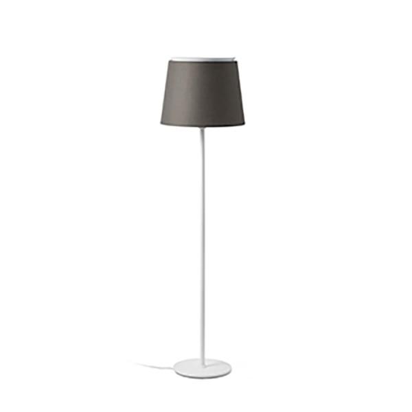 Lampadar / Lampa de podea moderna design elegant SAVOY alb/negru, Lampadare,  a