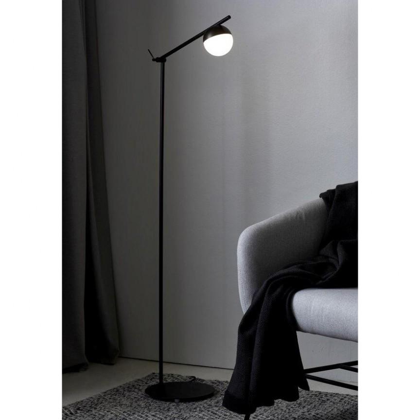 Lampadar, Lampa de podea design minimalist stil nordic Contina 2010994003 NL, Lampadare,  a