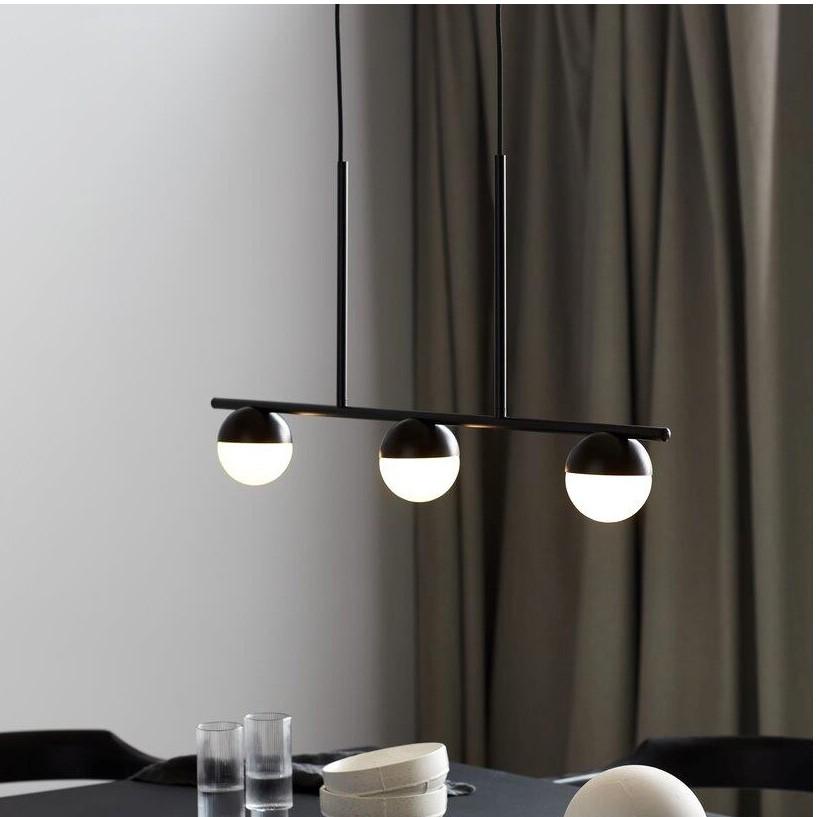 Lustra design minimalist stil nordic Contina 2010953003 NL, Candelabre, Lustre moderne,  a