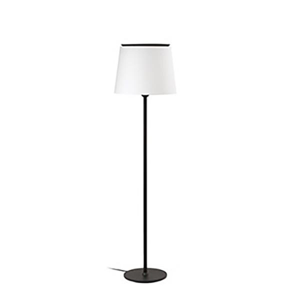 Lampadar / Lampa de podea moderna design elegant SAVOY negru/alb , Lampadare,  a