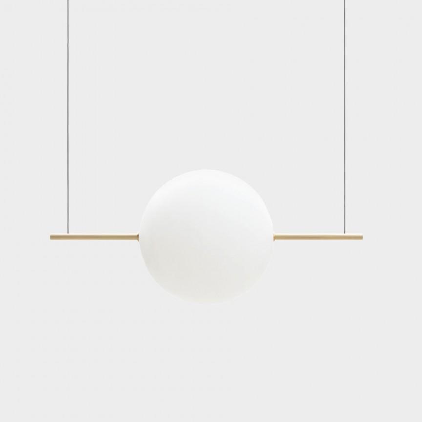 Lustra LED design LUX sfera de lumina suspendata Alma 282.01.ON, Lustre LED, Pendule LED,  a