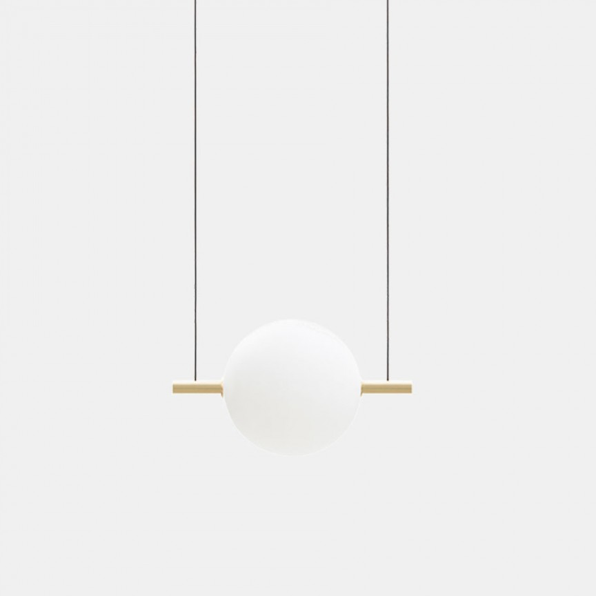 Lustra LED design LUX sfera de lumina suspendata Alma 282.04.ON, Lustre LED, Pendule LED,  a