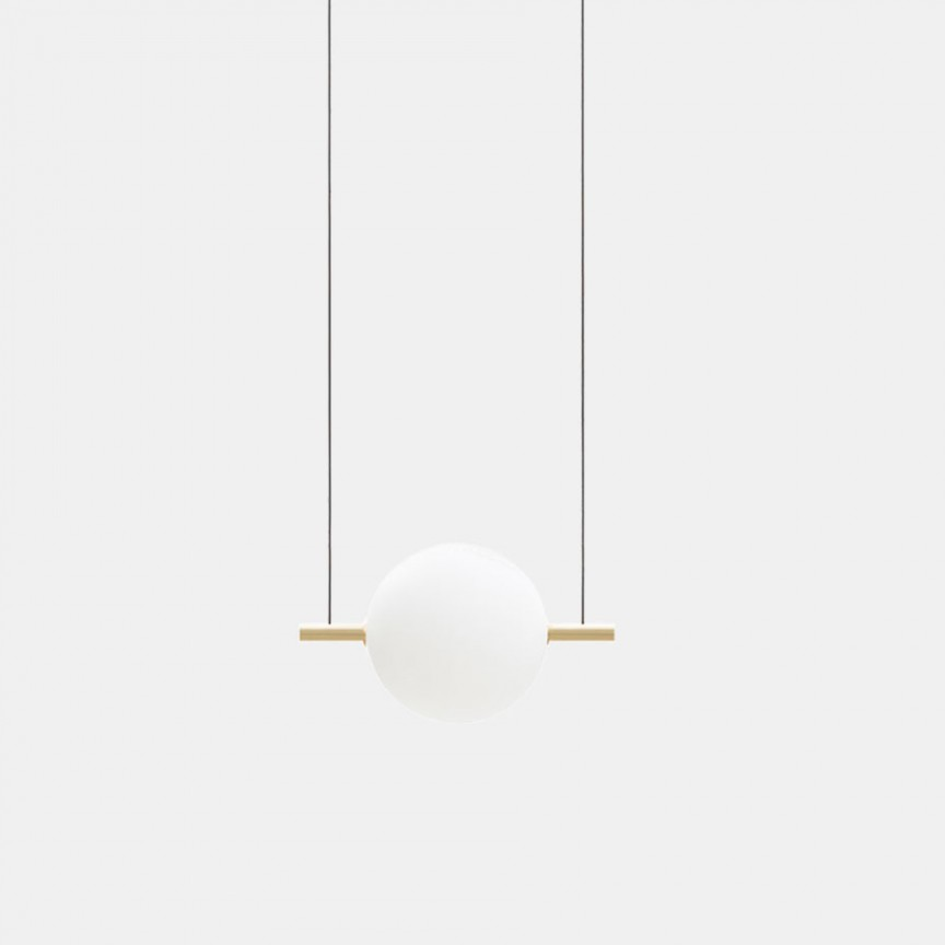 Lustra LED design LUX sfera de lumina suspendata Alma 282.05.ON, Lustre LED, Pendule LED,  a