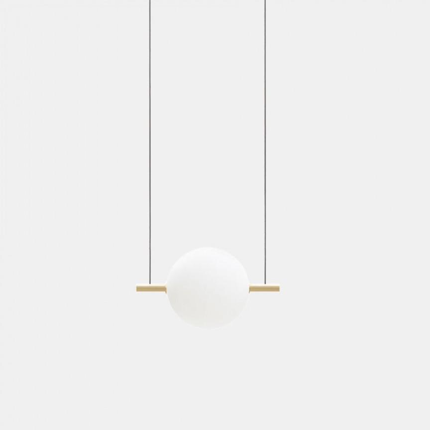 Lustra LED design LUX sfera de lumina suspendata Alma 282.05.ON, ILUMINAT INTERIOR LED ,  a