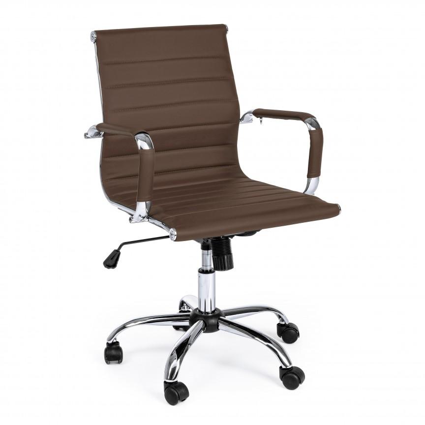Scaun de birou design modern PRAGA maro 0710216 BZ, Scaune de birou,  a