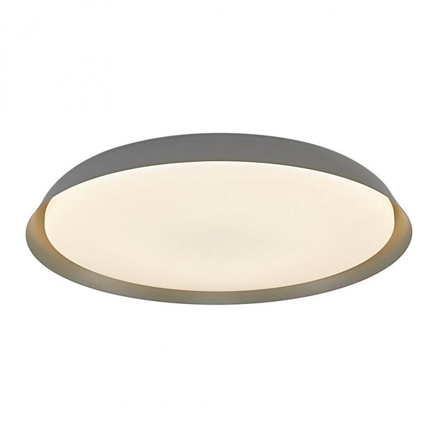 Lustra LED aplicata design modern minimalist Piso gri 2010756010 NL, Plafoniere LED / Spoturi LED , moderne⭐ modele potrivite pentru dormitor, living, bucatarie, baie, hol.✅Design premium actual Top 2020!❤️Promotii lampi❗ ➽ www.evalight.ro. Alege oferte la corpuri de iluminat cu LED interior pt tavan sau perete (rotunde si patrate), office si birou, (becuri cu leduri si module LED integrate cu lumina calda, naturala sau rece), ieftine si de lux, calitate deosebita la cel mai bun pret.  a