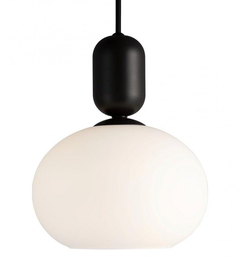Lustra, Pendul modern design minimalist Notti mocha 2011003003 NL, Pendule, Lustre suspendate,  a