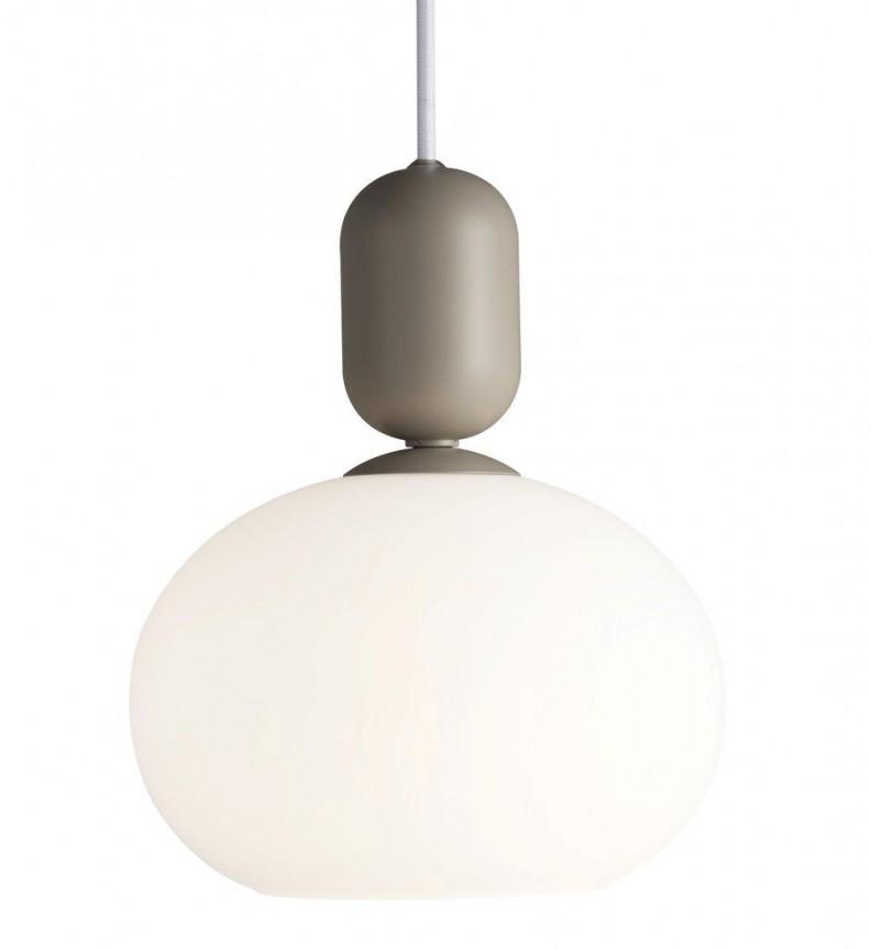 Lustra, Pendul modern design minimalist Notti gri 2011003010 NL, Pendule, Lustre suspendate,  a