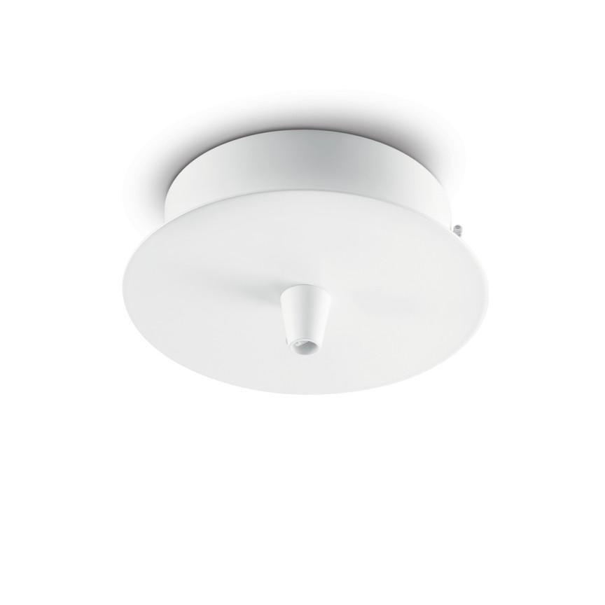 Accesoriu, baza de prindere pe tavan ROSONE METALLO 1 LUCE BIANCO 122823 IDL, Accesorii Corpuri de iluminat piese de schimb pentru Lustre de interior si exterior.⭐Cumpara online✅ Livrare Rapida!❤️Promotii la accesorii pt lampi❗ Abajururi de rezerva si cabluri potrivite pentru candelabre, pendule suspendate, aplice de perete, plafoniere de tavan, spoturi LED incastrate si aplicate, veioze de masa si birou, lampadare de podea, drivere si conectori sina, dulii si transformatoare electrice. Alege oferte speciale la accesorile de iluminat din casa: baie, living, bucatarie, dormitor, terasa, hol, balcon si gradina❗ Cele mai bune componente de iluminat tehnic pt surse de iluminat, kituri de suspensie, benzi LED, brate, elemente decorative cristal si farfurioare din material (ceramica, sticla, plastic, aluminiu, tesatura, textil, metal, lemn), proiectoare si reflectoare pt spot-uri reglabile cu flux luminos directionabil, ieftine si de lux, cu garantie si de calitate deosebita. Cumpara la comanda sau din stoc, oferte si reduceri speciale cu vanzare rapida din magazine la cele mai bune preturi. Te aşteptăm sa admiri calitatea superioara a produselor noastre live în showroom-urile noastre din Bucuresti si Timisoara❗ a