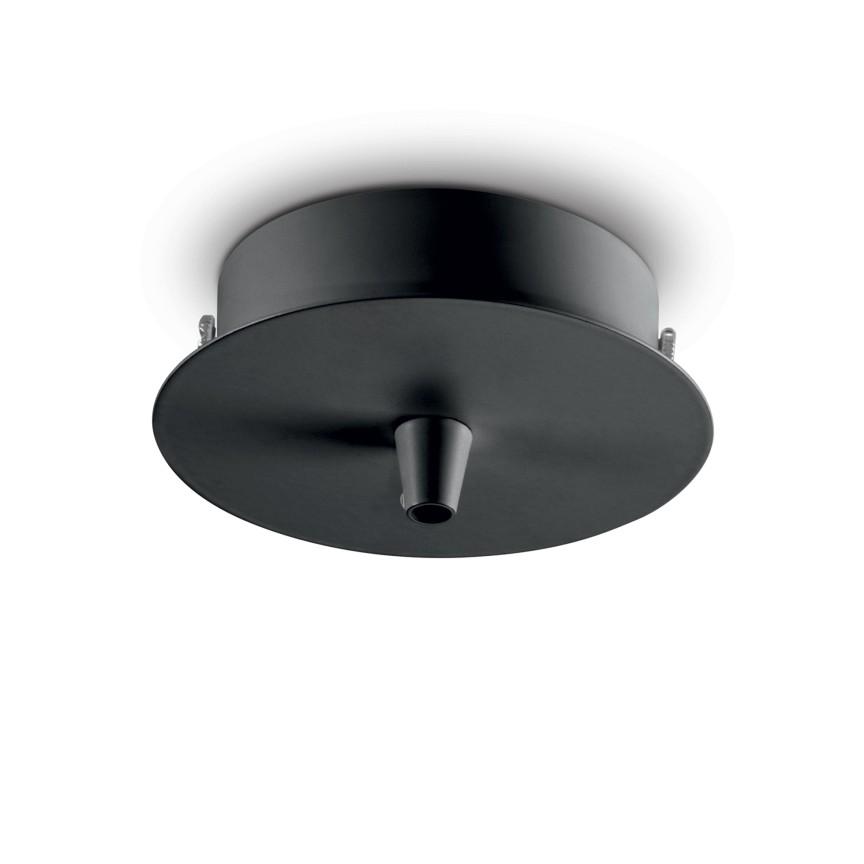 Accesoriu, baza de prindere pe tavan ROSONE METALLO 1 LUCE NERO 123295 IDL, Accesorii Corpuri de iluminat piese de schimb pentru Lustre de interior si exterior.⭐Cumpara online✅ Livrare Rapida!❤️Promotii la accesorii pt lampi❗ Abajururi de rezerva si cabluri potrivite pentru candelabre, pendule suspendate, aplice de perete, plafoniere de tavan, spoturi LED incastrate si aplicate, veioze de masa si birou, lampadare de podea, drivere si conectori sina, dulii si transformatoare electrice. Alege oferte speciale la accesorile de iluminat din casa: baie, living, bucatarie, dormitor, terasa, hol, balcon si gradina❗ Cele mai bune componente de iluminat tehnic pt surse de iluminat, kituri de suspensie, benzi LED, brate, elemente decorative cristal si farfurioare din material (ceramica, sticla, plastic, aluminiu, tesatura, textil, metal, lemn), proiectoare si reflectoare pt spot-uri reglabile cu flux luminos directionabil, ieftine si de lux, cu garantie si de calitate deosebita. Cumpara la comanda sau din stoc, oferte si reduceri speciale cu vanzare rapida din magazine la cele mai bune preturi. Te aşteptăm sa admiri calitatea superioara a produselor noastre live în showroom-urile noastre din Bucuresti si Timisoara❗ a