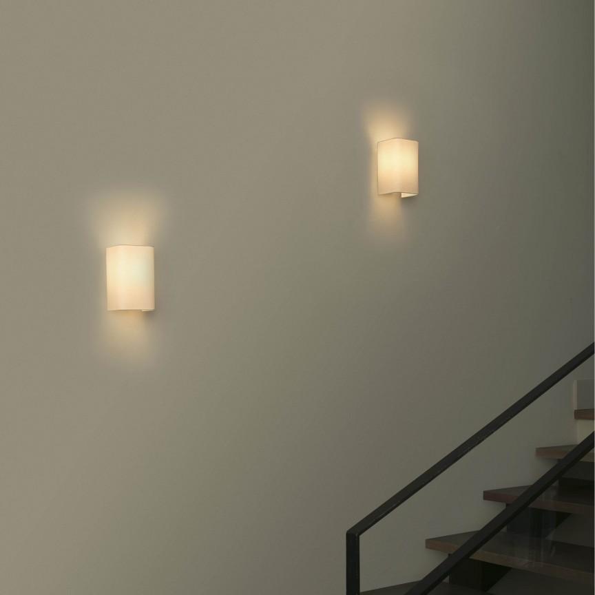 Aplica de perete ambientala design modern COTTON bej , Aplice de perete moderne,  a