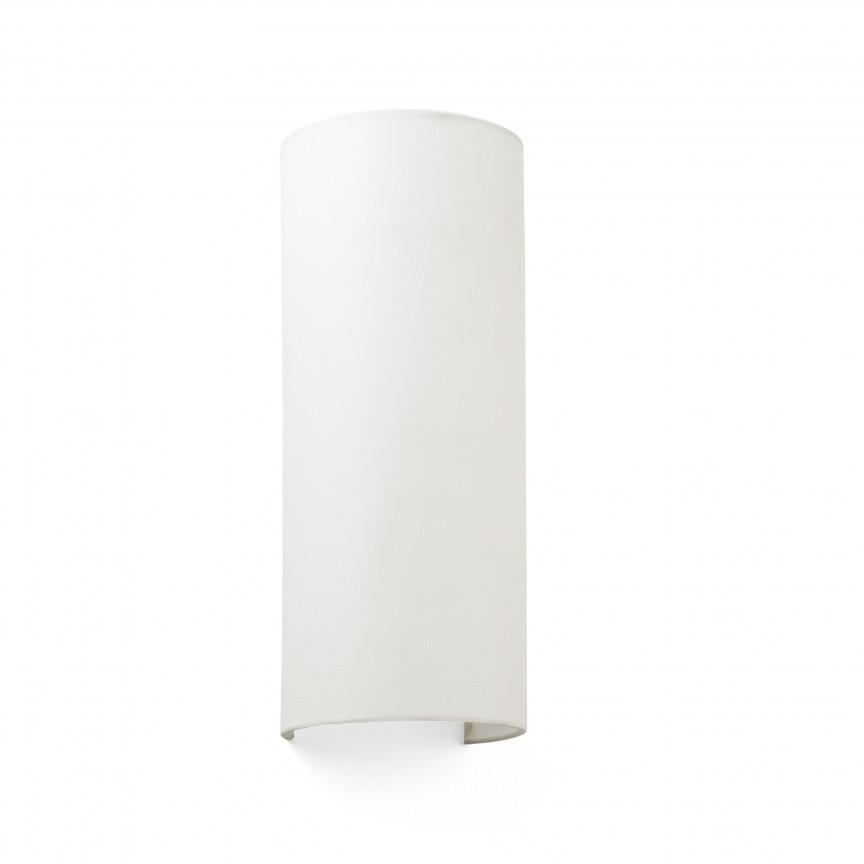 Aplica de perete ambientala design modern COTTON Round 2L bej, Aplice de perete moderne,  a