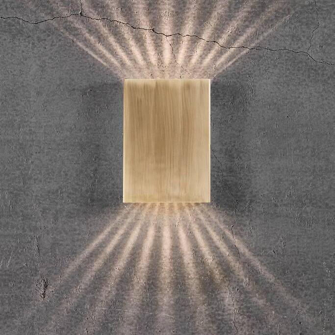 Aplica LED exterior cu iluminat up&down IP54 Fold 15 alama 2019051035 NL, ILUMINAT EXTERIOR,  a