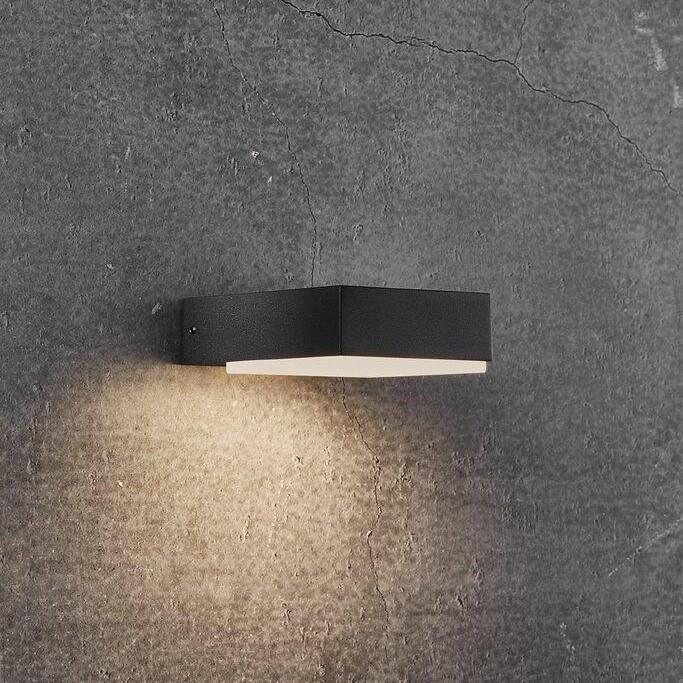 Aplica de exterior cu iluminat LED design minimalist Piana 2019081003 NL, ILUMINAT EXTERIOR,  a