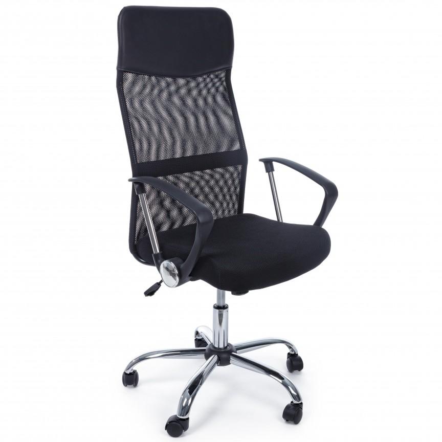 Scaun de birou pivotant DAKAR negru 5710197 BZ, Scaune de birou,  a