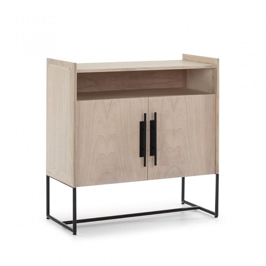 Comoda design clasic Eliot, natur 90x40cm 26477/24 TN, Cele mai noi produse 2020 a