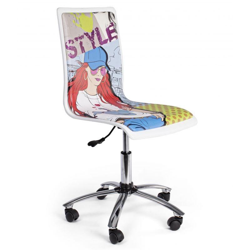 Scaun de birou copii/tineret YOUNG CARTOON 0710112 BZ, Scaune de birou,  a