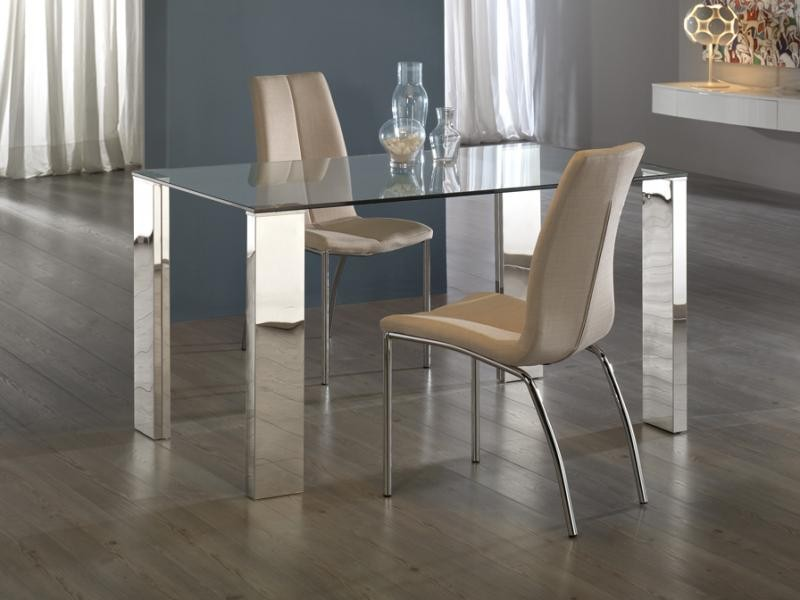 Masa moderna,dim.160x90cm, -Dinning table- Malibu 876873/2084, Mese dining, Corpuri de iluminat, lustre, aplice a