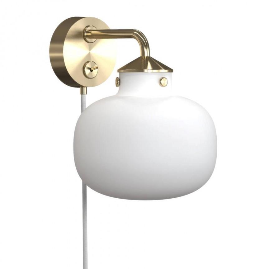 Aplica design modern Raito 48091001 DFTP, Aplice de perete moderne,  a