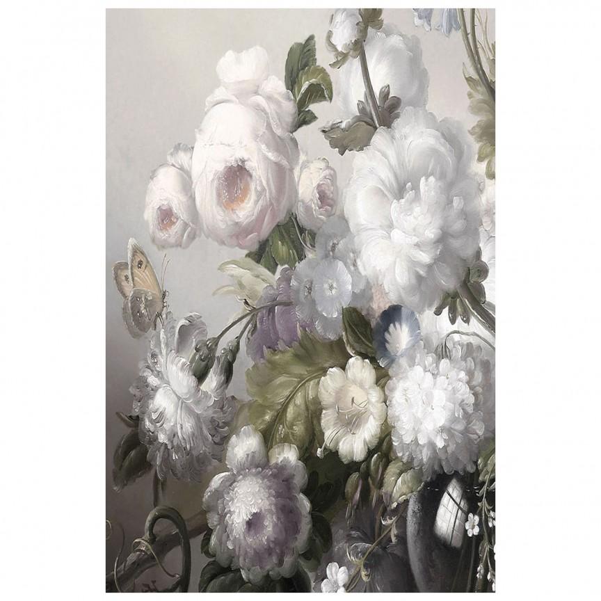 Tablou decorativ, imagine imprimata pe sticla calita FLOWERS II 80x120cm, Tablouri decorative,  a