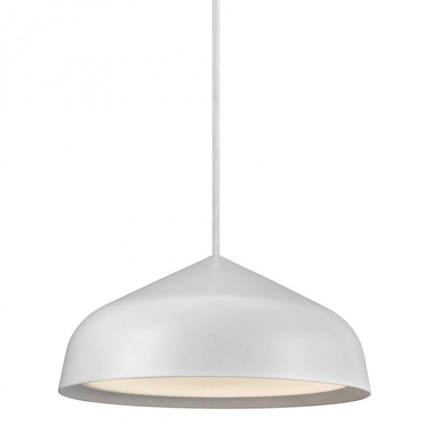 Lustra LED, Pendul design modern minimalist Fura 25 alb 48103001 DFTP, ILUMINAT INTERIOR LED ,  a