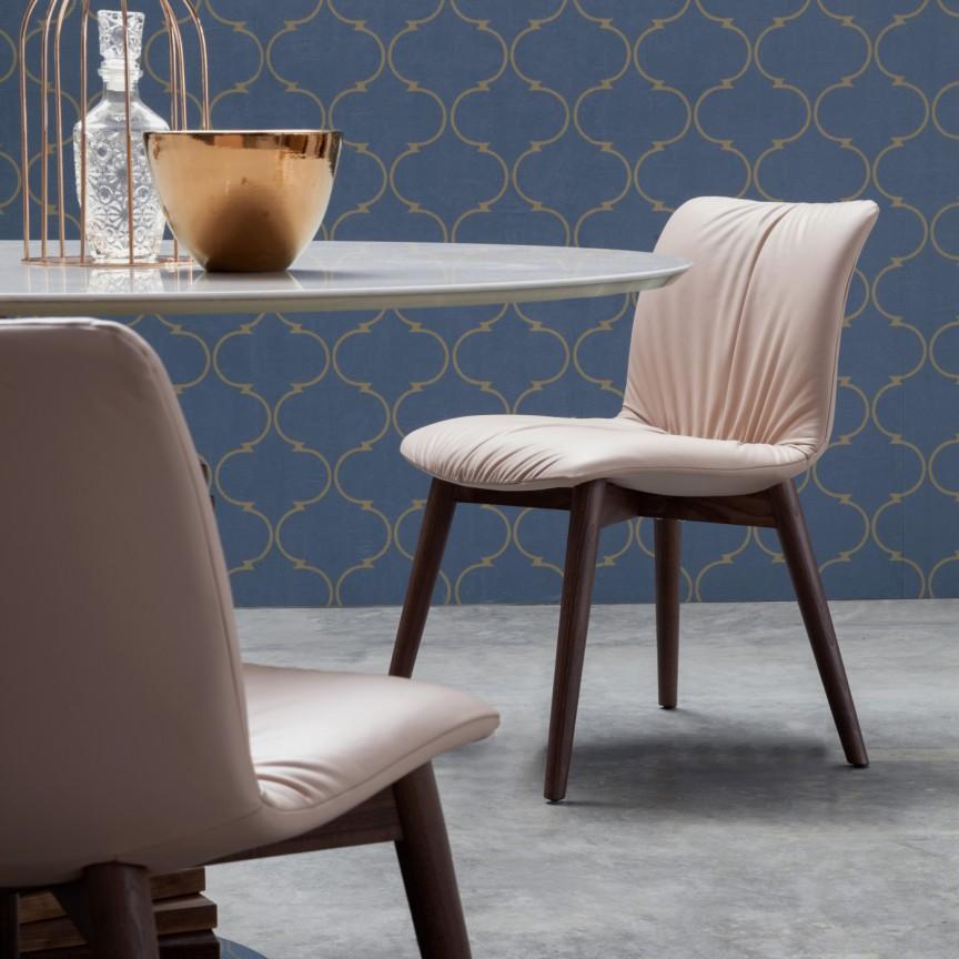 Set de 2 scaune elegante design LUX Felix, Seturi scaune dining, scaune HoReCa,  a