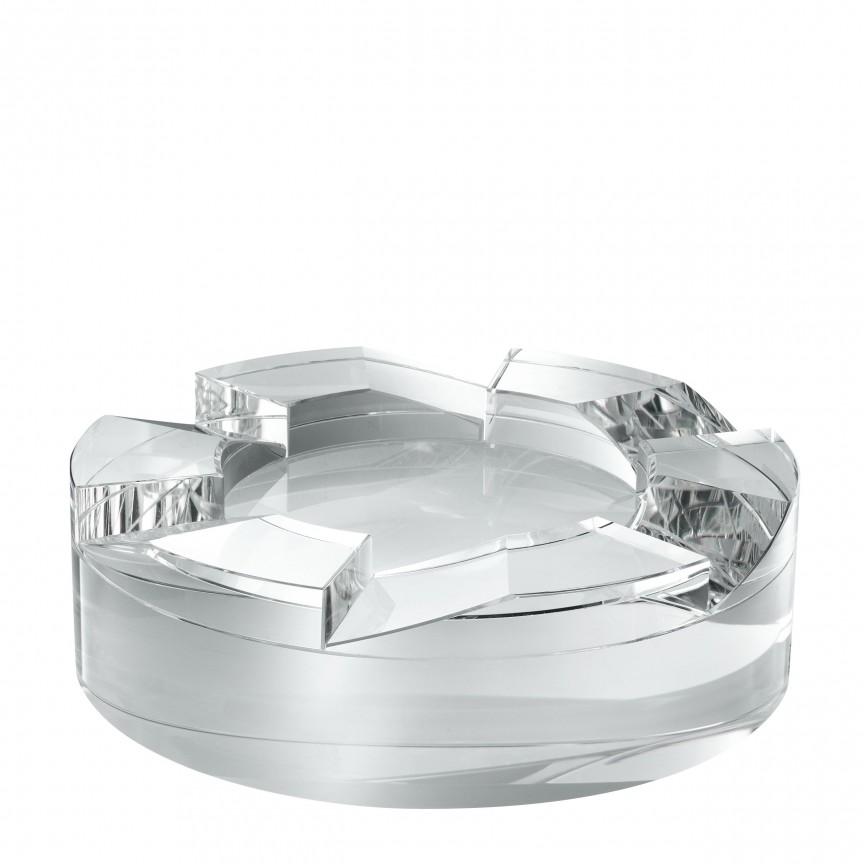 Bol/ Obiect decorativ din sticla LUX Avedon 113853 HZ, Parfumuri de camera- Idei cadouri- Obiecte decorative,  a