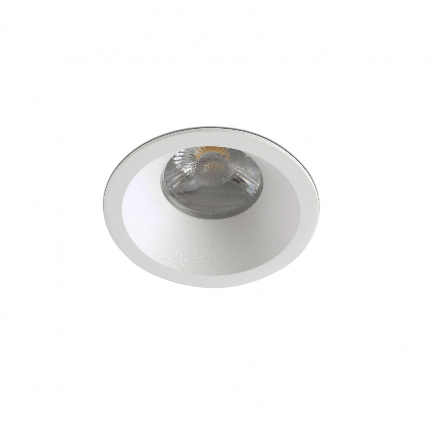 Spot LED dimabil / incastrabil tavan / plafon WABI alb, Corpuri de iluminat LED pentru interior⭐ moderne: Lustre LED, Aplice LED, Plafoniere LED, Candelabre LED, Spoturi LED, Veioze LED, Lampadare LED.✅DeSiGn decorativ 2021!❤️Promotii lampi LED❗ Magazin online ➽ www.evalight.ro. Alege oferte la corpuri de iluminat cu LED, ieftine de calitate deosebita la cel mai bun pret. a