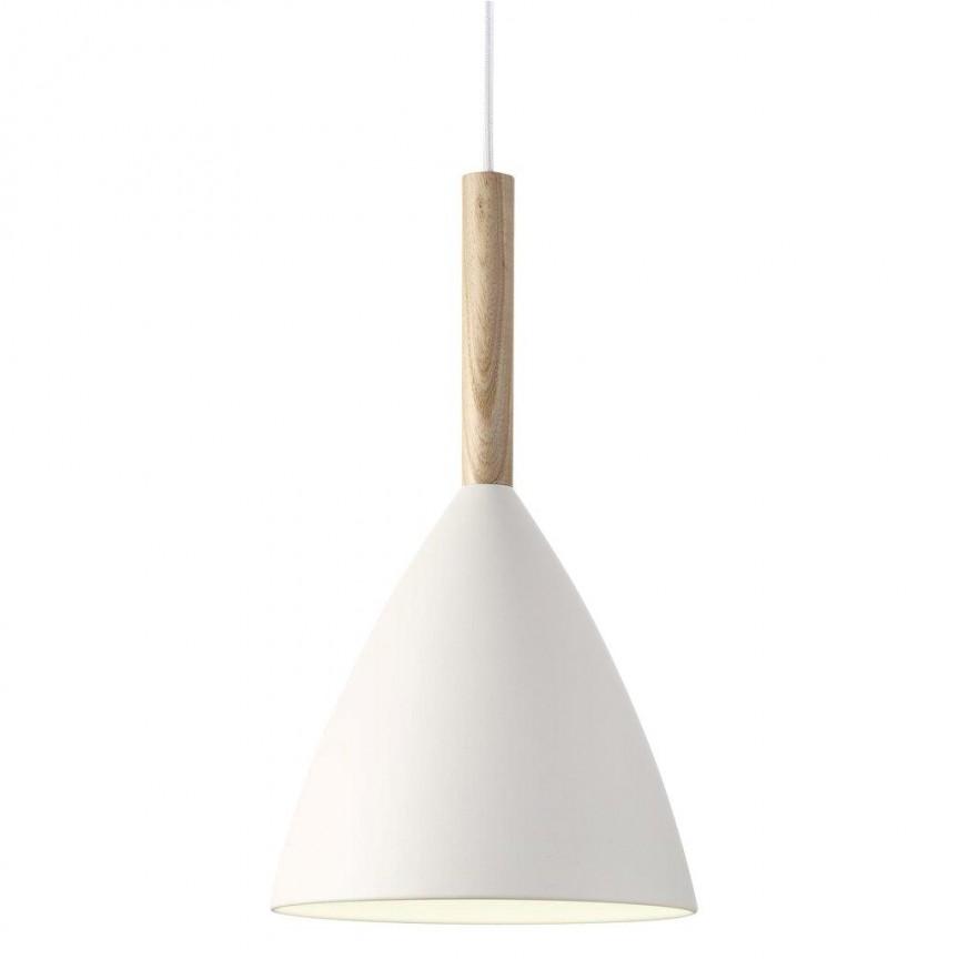 Pendul design nordic Pure 20, alb 43293001 DFTP, Promotii si Reduceri⭐ Oferte ✅Corpuri de iluminat ✅Lustre ✅Mobila ✅Decoratiuni interiorare pentru casa.⭕Pret redus online➜Lichidari de stoc❗ Magazin ➽ www.evalight.ro. a