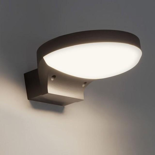 Aplica perete LED moderna pentru iluminat exterior IP54 ENZI, Aplice de exterior moderne , LED⭐modele de lampi potrivite pentru iluminare perete casa, terasa, curte si gradina.✅Design premium actual Top 2020!❤️Promotii Aplice de perete exterior❗ ➽ www.evalight.ro. Alege oferte la corpuri de iluminat decorative rezistente la apa, cu lumina ambientala, (solare cu panou solar si senzori de miscare, becuri economice cu LED), ieftine si de lux, calitate deosebita la cel mai bun pret. a