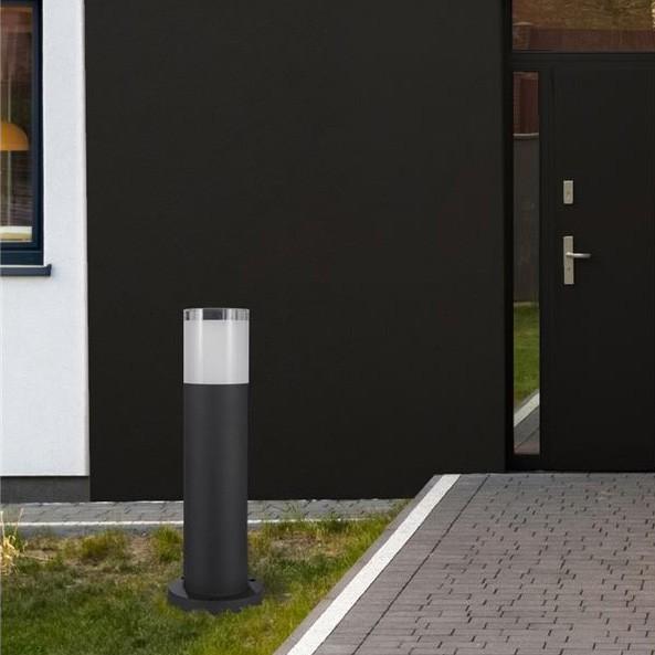 Stalp LED pentru iluminat exterior IP65 NOTEN H-40cm NVL-9905022, Stalpi de iluminat exterior mici si medii , ⭐modele ornamentale cu stil decorativ clasic, rustic, traditional, modern potrivit pentru iluminare gradina, terasa, parc.✅Design premium actual Top 2020!❤️Promotii stalpi de tip felinare exterior❗ ➽ www.evalight.ro. Alege oferte la corpuri de iluminat exterior arhitectural pt zone rezidentiale casa si stradal, rezistenti la apa, (solari cu panou solar, senzori de miscare, becuri economice si lampi LED), din metal antichizat, fier forjat, stil vintage, industrial, ieftini si de lux, calitate deosebita la cel mai bun pret. a