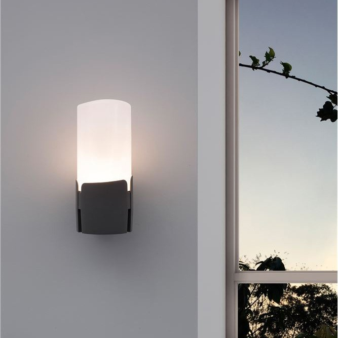 Aplica pentru iluminat exterior IP54 PYRO NVL-9209211, Aplice de exterior moderne , LED⭐modele de lampi potrivite pentru iluminare perete casa, terasa, curte si gradina.✅Design premium actual Top 2020!❤️Promotii Aplice de perete exterior❗ ➽ www.evalight.ro. Alege oferte la corpuri de iluminat decorative rezistente la apa, cu lumina ambientala, (solare cu panou solar si senzori de miscare, becuri economice cu LED), ieftine si de lux, calitate deosebita la cel mai bun pret. a