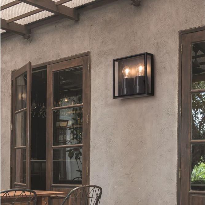 Aplica pentru iluminat exterior IP65 SORREN NVL-9197702, Aplice de exterior moderne , LED⭐modele de lampi potrivite pentru iluminare perete casa, terasa, curte si gradina.✅Design premium actual Top 2020!❤️Promotii Aplice de perete exterior❗ ➽ www.evalight.ro. Alege oferte la corpuri de iluminat decorative rezistente la apa, cu lumina ambientala, (solare cu panou solar si senzori de miscare, becuri economice cu LED), ieftine si de lux, calitate deosebita la cel mai bun pret. a