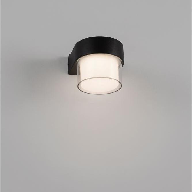 Aplica LED moderna de exterior cu iluminat ambiental IP65 DARF I, ILUMINAT EXTERIOR, ⭐modele stil decorativ potrivite pentru iluminare casa, gradina, terasa si stradal.✅Design premium actual Top 2020!❤️Promotii Lampi de iluminat exterior❗ ➽ www.evalight.ro. Alege oferte la corpuri de iluminat exterior ornamentale, moderne (solare cu senzori de miscare si becuri economice cu LED), rustice, clasice si traditionale din fier forjat, lustre suspendate de tip pendule, aplice de perete, plafoniere de tavan, proiectoare, spoturi, stalpi si felinare, ieftine si de lux. Cumpara la comanda sau din stoc, oferte si reduceri speciale cu vanzare rapida din magazine la cele mai bune preturi. Te aşteptăm sa admiri calitatea superioara a produselor noastre live în showroom-urile noastre din Bucuresti si Timisoara❗ a