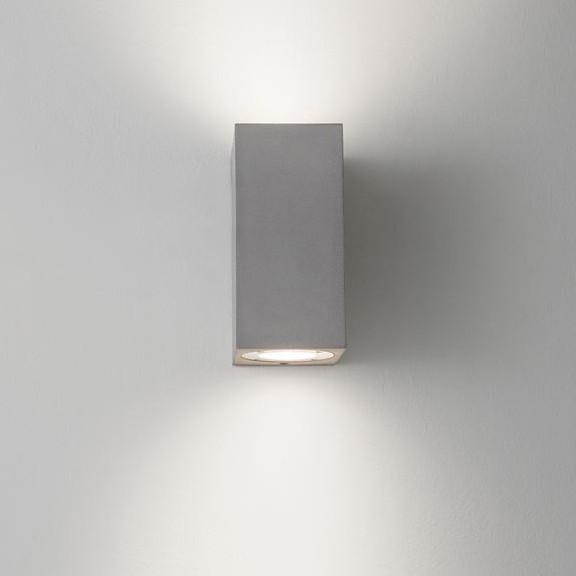 Aplica perete moderna de exterior cu iluminat ambiental IP65 FUENTO II gri, Aplice de exterior moderne , LED⭐modele de lampi potrivite pentru iluminare perete casa, terasa, curte si gradina.✅Design premium actual Top 2020!❤️Promotii Aplice de perete exterior❗ ➽ www.evalight.ro. Alege oferte la corpuri de iluminat decorative rezistente la apa, cu lumina ambientala, (solare cu panou solar si senzori de miscare, becuri economice cu LED), ieftine si de lux, calitate deosebita la cel mai bun pret. a