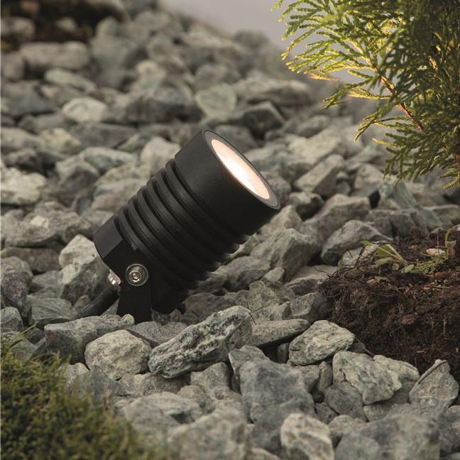 Tarus cu spot LED orientabil pentru iluminat exterior IP65 STAKE II, ILUMINAT EXTERIOR, ⭐modele stil decorativ potrivite pentru iluminare casa, gradina, terasa si stradal.✅Design premium actual Top 2020!❤️Promotii Lampi de iluminat exterior❗ ➽ www.evalight.ro. Alege oferte la corpuri de iluminat exterior ornamentale, moderne (solare cu senzori de miscare si becuri economice cu LED), rustice, clasice si traditionale din fier forjat, lustre suspendate de tip pendule, aplice de perete, plafoniere de tavan, proiectoare, spoturi, stalpi si felinare, ieftine si de lux. Cumpara la comanda sau din stoc, oferte si reduceri speciale cu vanzare rapida din magazine la cele mai bune preturi. Te aşteptăm sa admiri calitatea superioara a produselor noastre live în showroom-urile noastre din Bucuresti si Timisoara❗ a