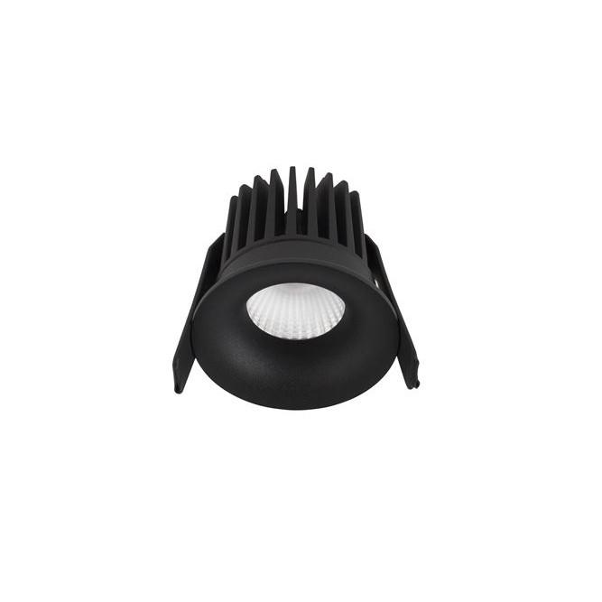 Spot LED incastrabil tavan fals / plafon IP42 PETIT negru, Spoturi LED incastrabile / aplicate, tavan / perete⭐ modele moderne potrivite pentru baie, mobilier bucătărie, hol, living si dormitor.✅ Design actual 2020!❤️Promotii lampi LED❗ ➽ www.evalight.ro. Alege oferte la corpuri de iluminat interior cu LED de tip incastrat cu montare in tavanul fals rigips, (rotunde si patrate), becuri cu leduri, ieftine si de lux, calitate deosebita la cel mai bun pret. a